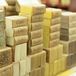 Jabones-Cremas y Aceites
